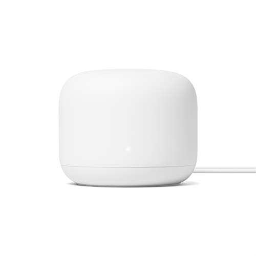 Google Nest WiFi Router (2nd Generation) –...