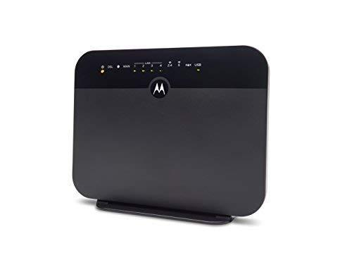 MOTOROLA VDSL2/ADSL2+ Modem + WiFi AC1600...