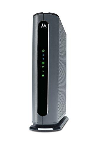 Motorola MG7700 24x8 Cable Modem Plus AC1900...