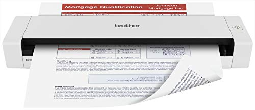 Brother DS-720D Mobile Color Page Scanner,...