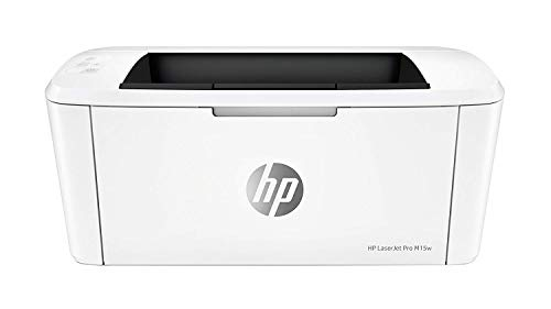 HP LaserJet Pro M15w Wireless Laser Printer...