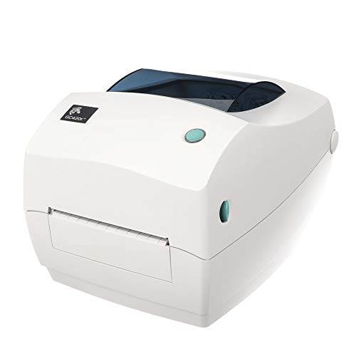 Zebra - GC420t Thermal Transfer Desktop...