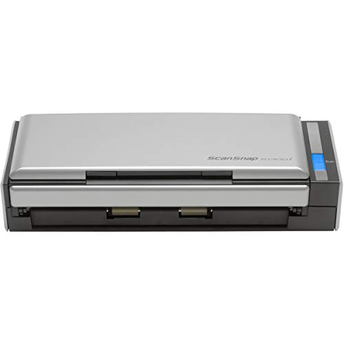 Fujitsu ScanSnap S1300i Portable Color Duplex...