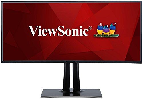 ViewSonic VP3881 38' WQHD+ UltraWide Curved...