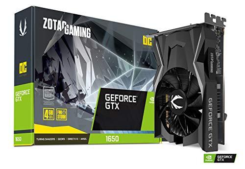 ZOTAC Gaming GeForce GTX 1650 OC 4GB GDDR5...