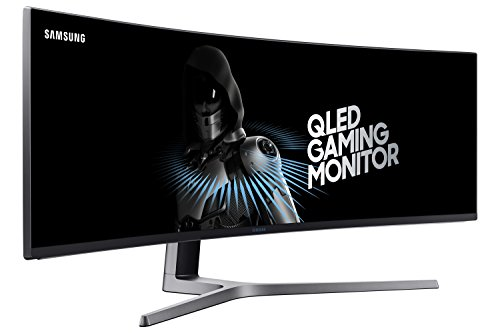 Samsung 49-Inch CHG90 144Hz Curved Gaming...