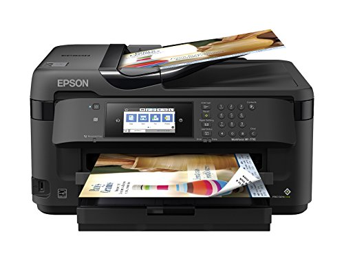 Epson WorkForce WF-7710 Wireless Wide-format...