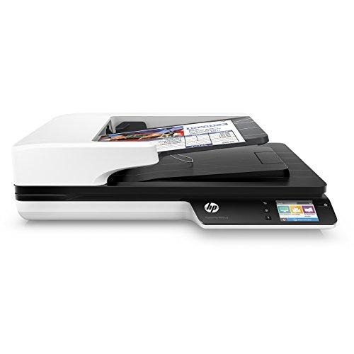 HP ScanJet Pro 4500 fn1 Network OCR Scanner...