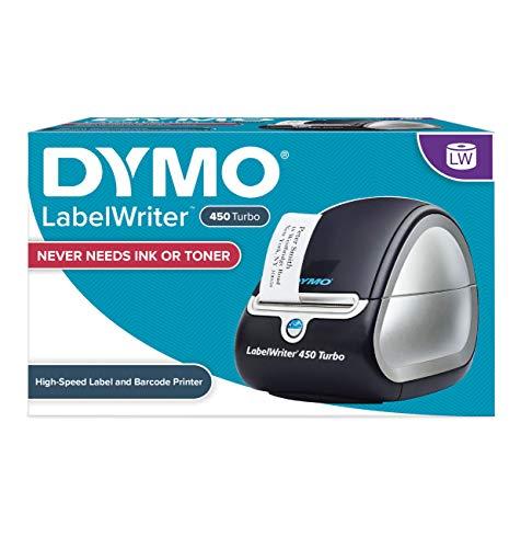 DYMO Label Printer | LabelWriter 450 Turbo...