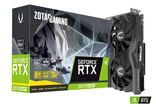 ZOTAC Gaming GeForce RTX 2070 Super Mini 8GB...
