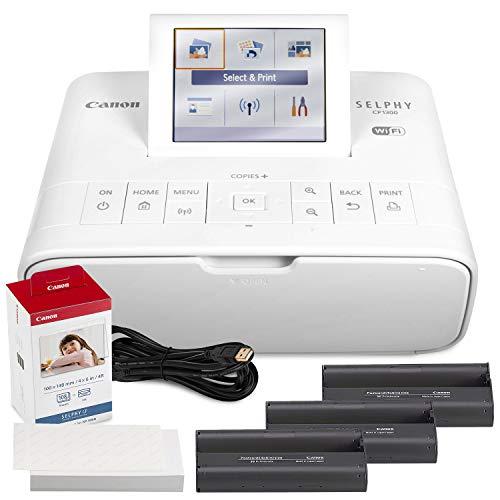 Canon SELPHY CP1300 Compact Photo Printer...