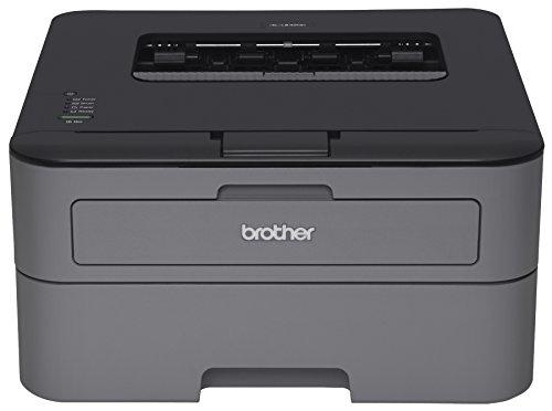 Brother HL-L2300D Monochrome Laser Printer...
