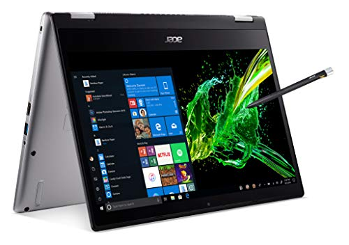 Acer Spin 3 Convertible Laptop, 14 inches...