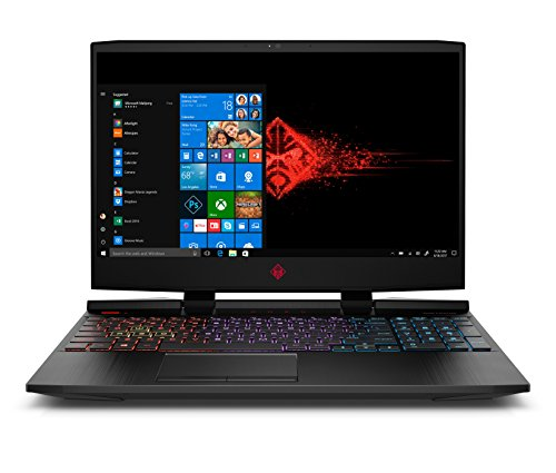 Omen by HP 2019 15-Inch Gaming Laptop, Intel...