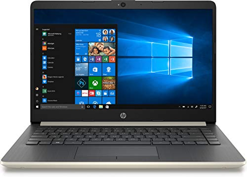 HP 2019 14' Laptop - Intel Core i3 - 8GB...