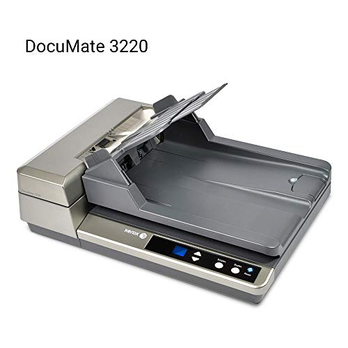 Xerox DocuMate 3220 Duplex Document Scanner...