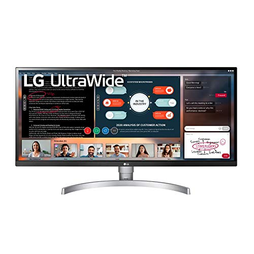 LG 34WK650-W 34' UltraWide 21:9 IPS Monitor...