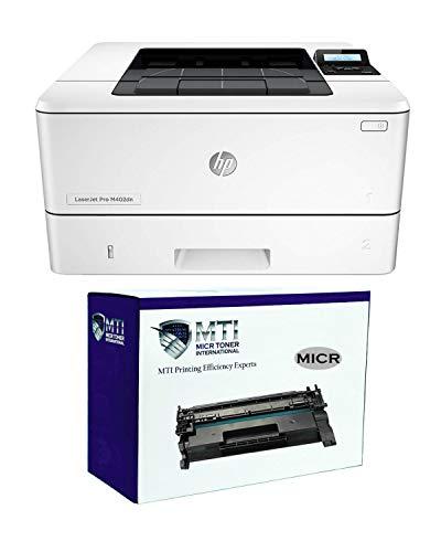 MTI LaserJet Pro M402n MICR Check Printer...