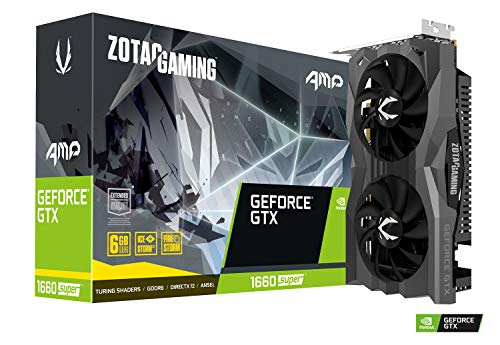 ZOTAC Gaming GeForce GTX 1660 Super amp 6GB...