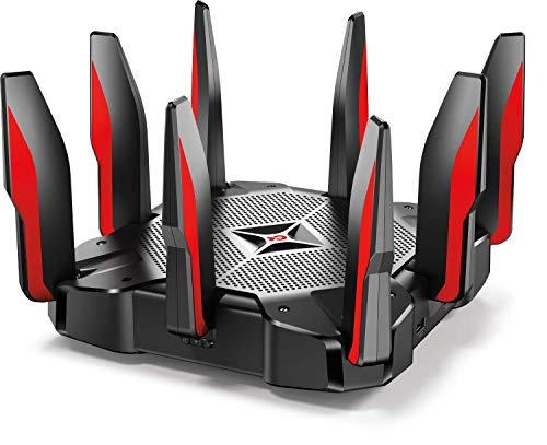 TP-Link AC5400 Tri Band Gaming Router –...
