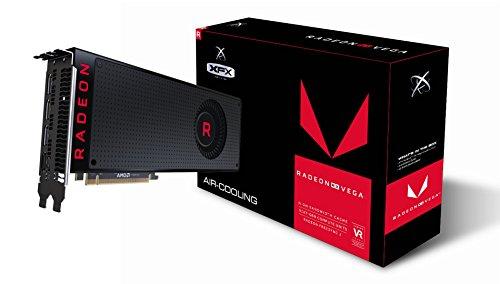 XFX Radeon Rx Vega 56 8GB 3xDP HDMI Graphic...