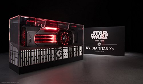 NVIDIA Titan Xp Star Wars Galactic Empire...