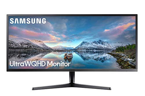 Samsung 34-Inch SJ55W Ultrawide Gaming...