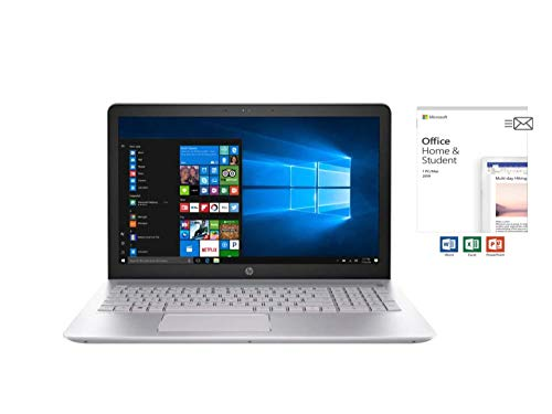 HP Pavilion 15.6 inch FHD IPS Touchscreen...