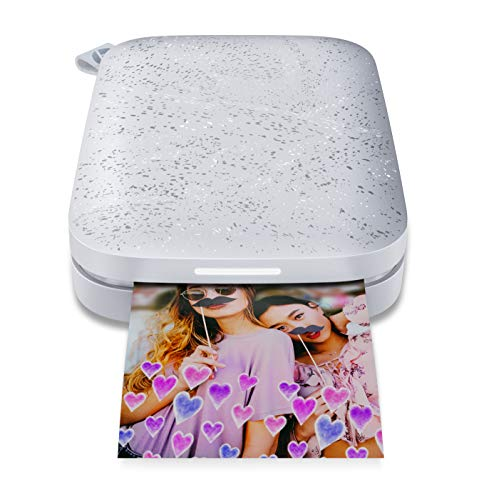 HP Sprocket Portable Photo Printer (2nd...