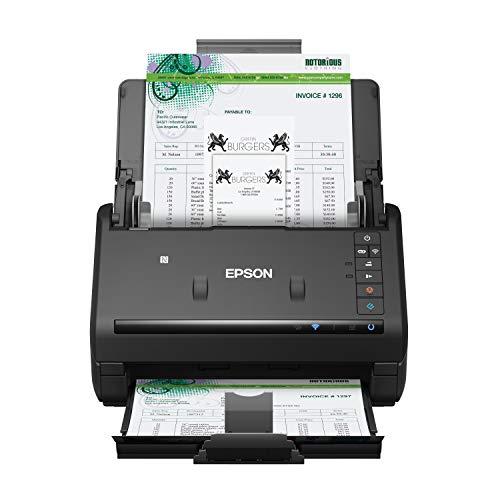 Epson Workforce ES-500WR Wireless Color...