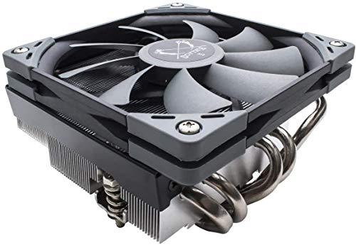 Scythe Big Shuriken 3 CPU Air Cooler, 120mm...