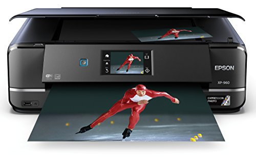 Epson Expression Photo XP-960 Wireless Color...