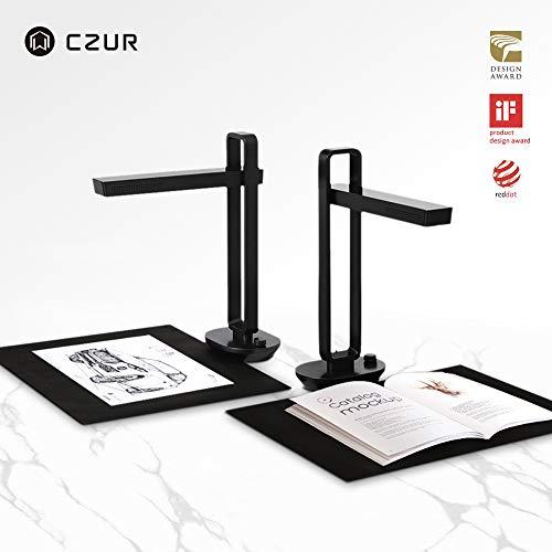 CZUR Aura, The Smart Portable Personal...