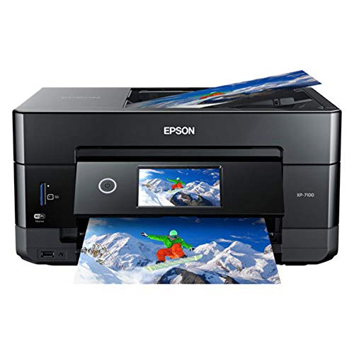Epson Expression Premium XP-7100 Wireless...