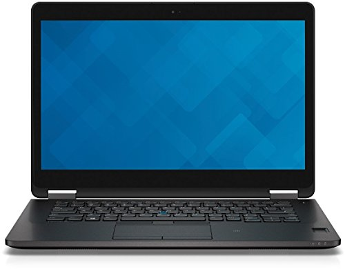 Dell Latitude E7470 14in Laptop, Core...