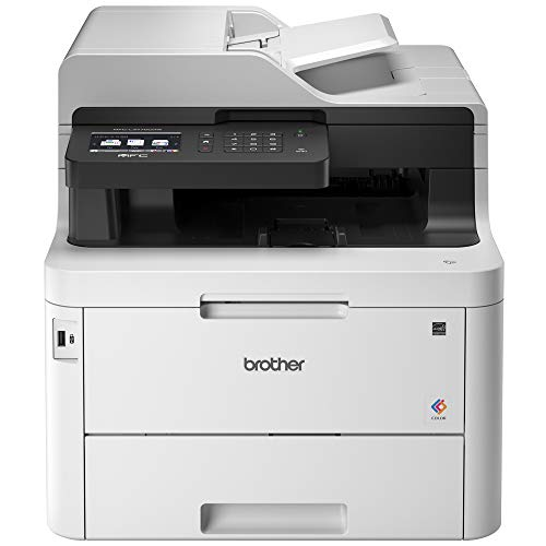 Brother MFC-L3770CDW Compact Wireless Digital...