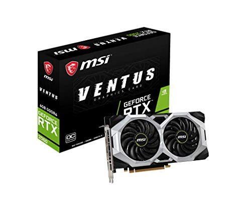 MSI Gaming GeForce RTX 2060 6GB GDRR6 192-bit...
