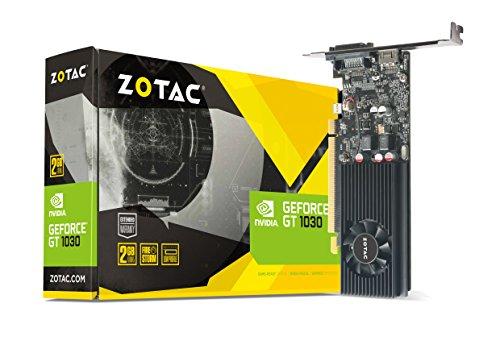 ZOTAC GeForce GT 1030 2GB GDDR5 64-bit PCIe...
