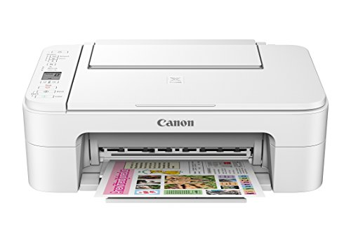 Canon TS3120 Wireless All-In-One Printer,...