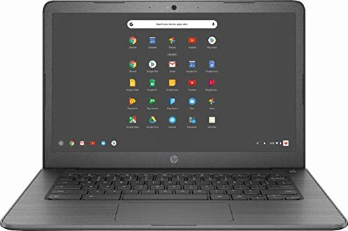 2019 Newest HP 14' Lightweight Chromebook-AMD...