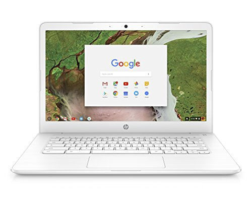 HP Chromebook 14-inch Laptop with 180-Degree...