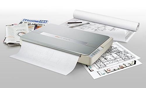 Plustek A3 Flatbed Scanner OS 1180 : 11.7x17...