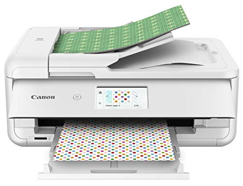 Canon TS9521C All-In-One Wireless Crafting...