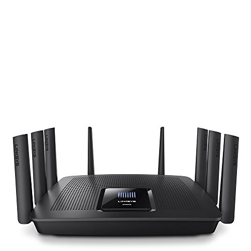 Linksys Tri-Band Wifi Router for Home...