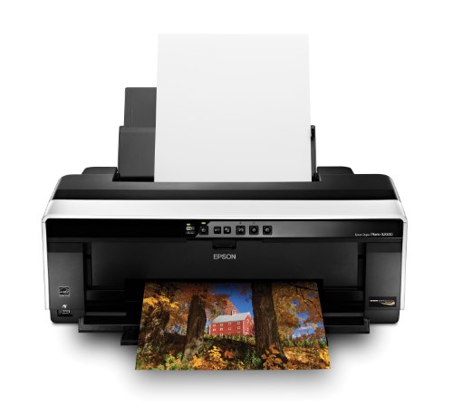 Epson Stylus Photo R2000 Wireless Wide-Format...