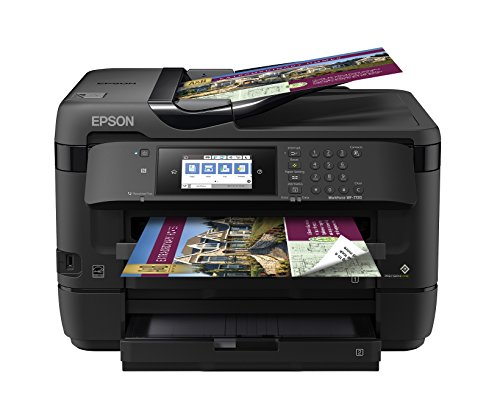 Epson WorkForce WF-7720 Wireless Wide-format...
