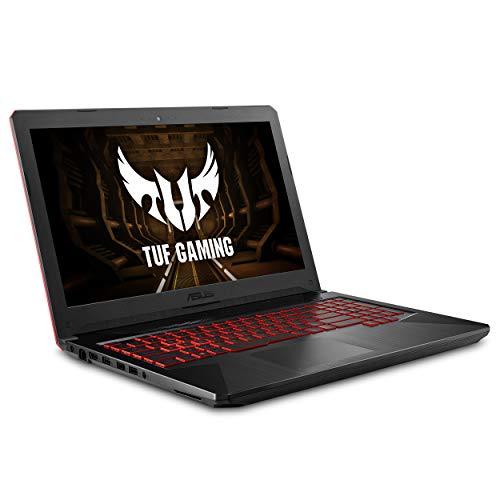 """Asus FX504 TUF Gaming Laptop, 15.6"""" Full..."""