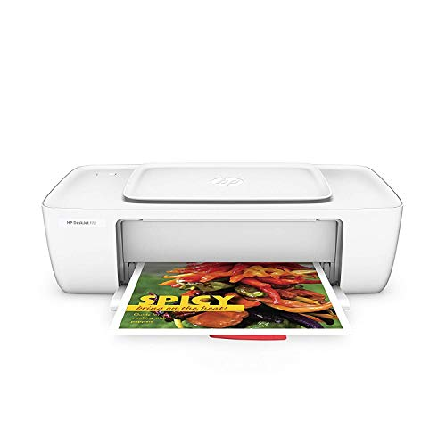 HP Deskjet 1112 Compact Printer (F5S23A)...
