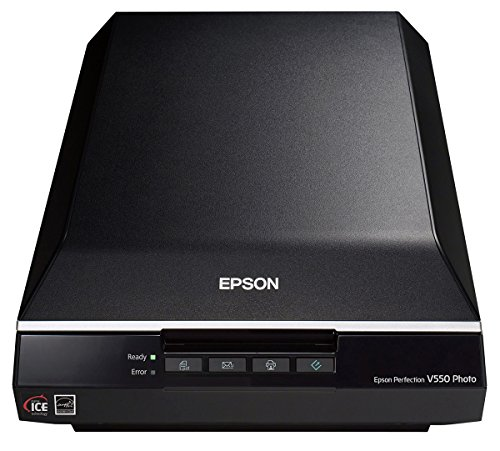 Epson Perfection V550 Color Photo, Image,...