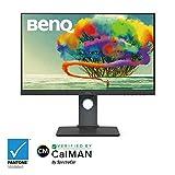 BenQ PD2700U 27 inch 4K Monitor for Designers...